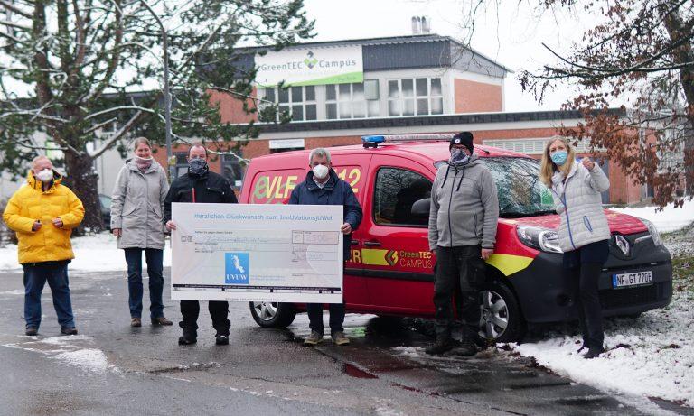 GTC verteilt eVLF-Spenden